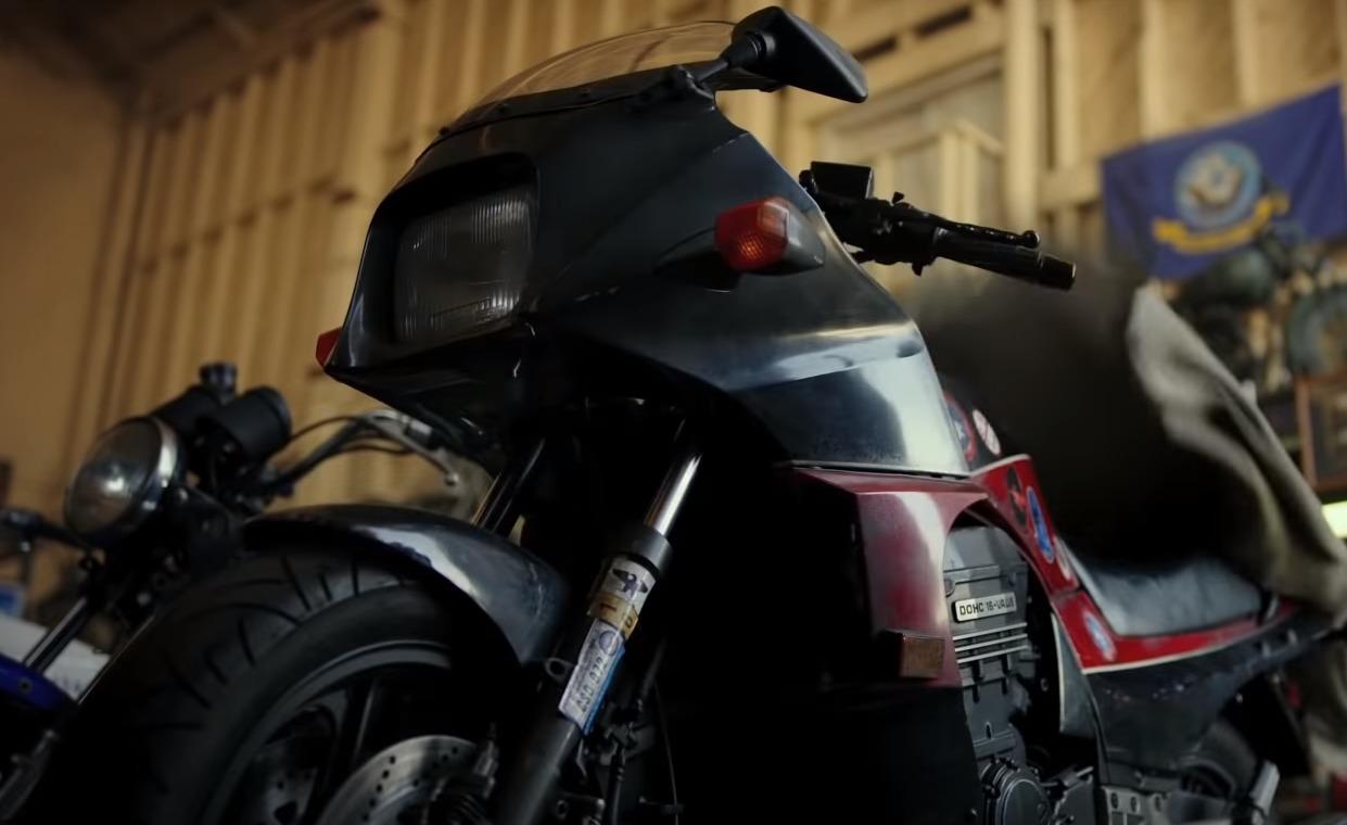 Kawasaki(カワサキ) 新型GPZ900Rが2020年に復活か!?