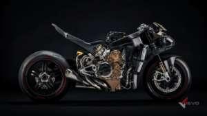 DUCATI(ドカティ) Project1708という名の234馬力のスーパーバイクがまもなく登場!