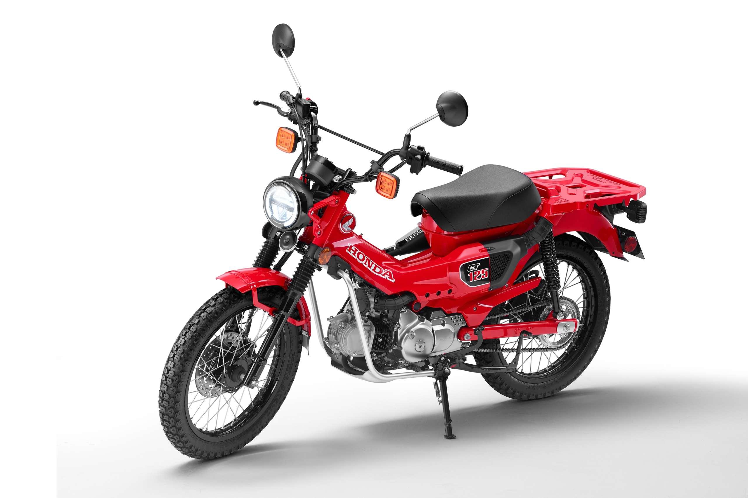 Honda(ホンダ) CT125ハンターカブ 最新情報まとめ!44万円!