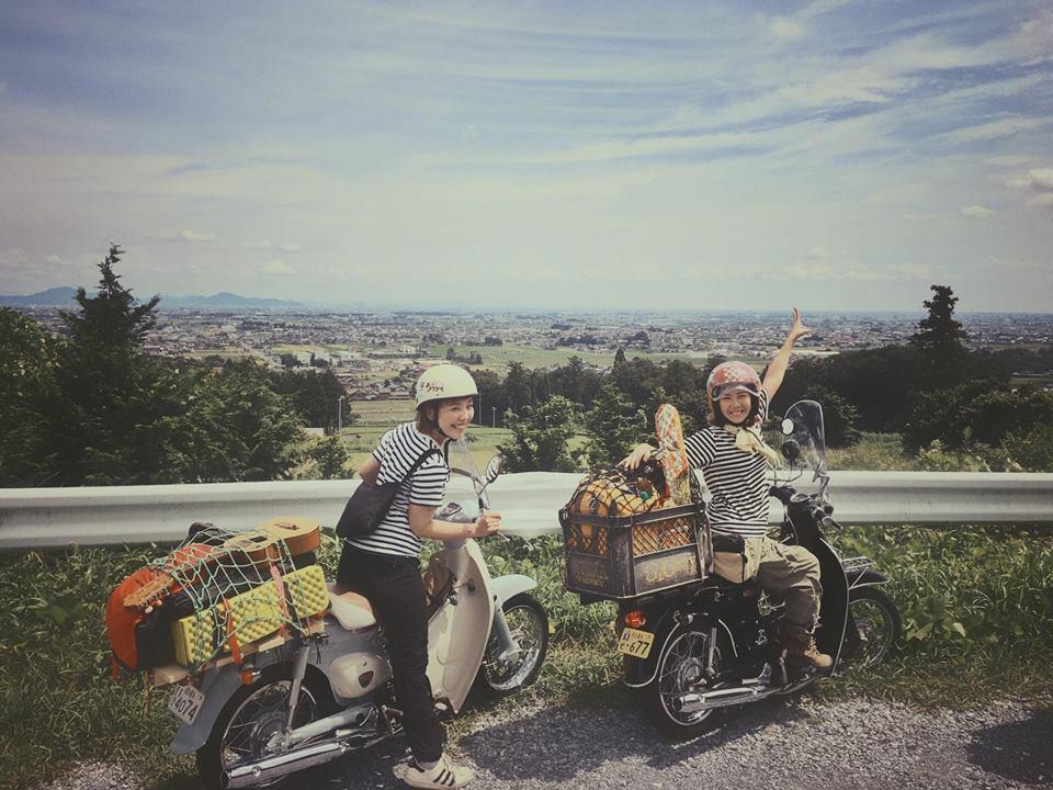 50ccでもOK! 原付ツーリング旅を楽しむための4つのコツまとめ!