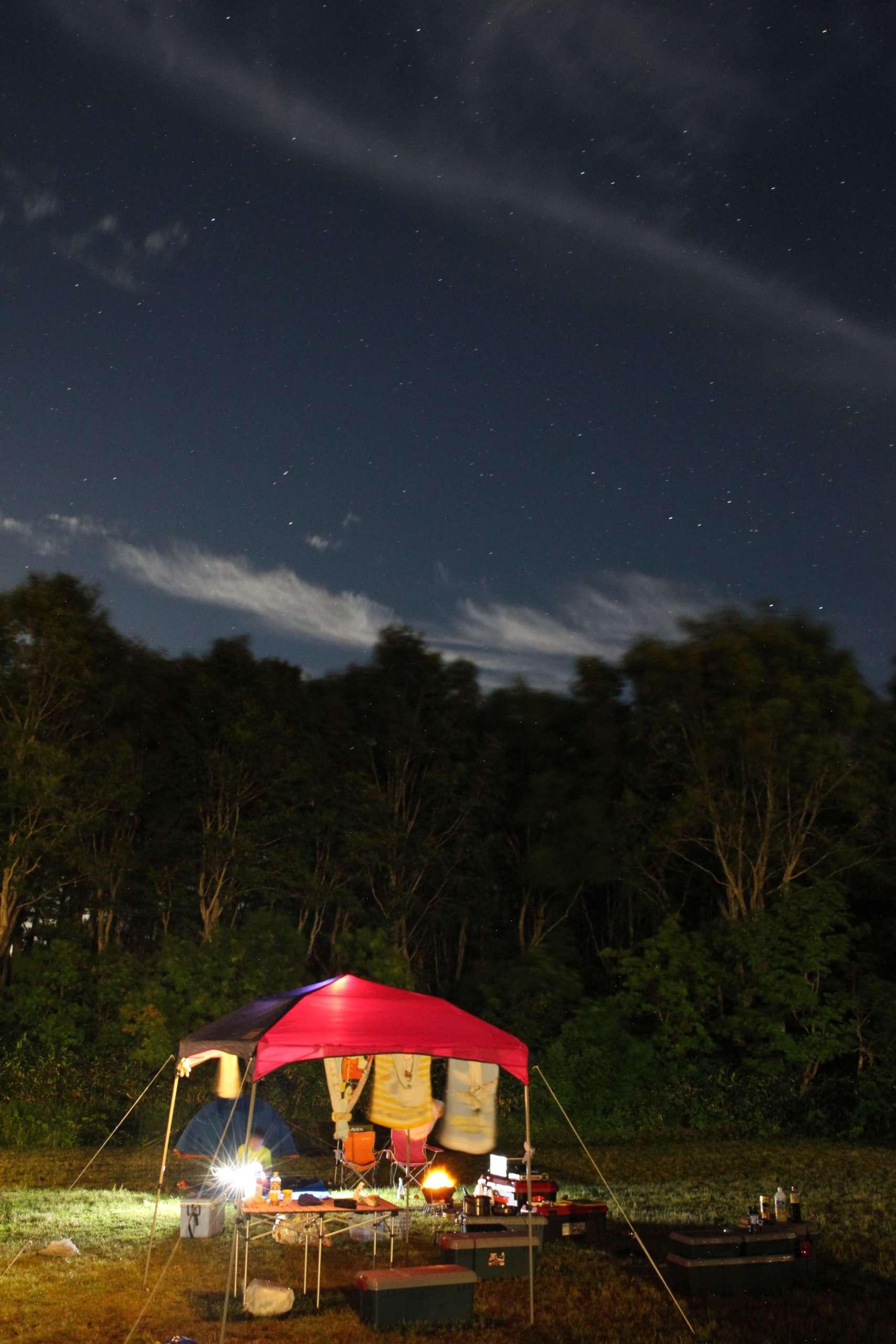泊まりキャンプツーリングのテントサイトでの楽しみ方まとめ!