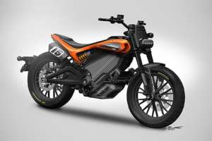 Harley Davidson(ハーレー)が新たな電動バイクを開発中!?