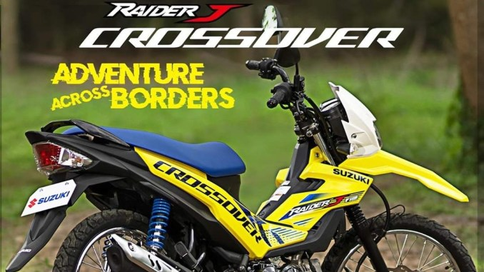 スズキ版ハンターカブ!? フィリピンでRaider J Crossoverを正式公開!