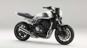 Honda(ホンダ) CB-Fコンセプトをバーチャルモーターサイクルショーで正式公開! CB750F&CB900Fの再来だ!