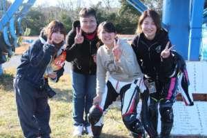 女子レーシングライダー亜梨沙「お題耐久レース②」