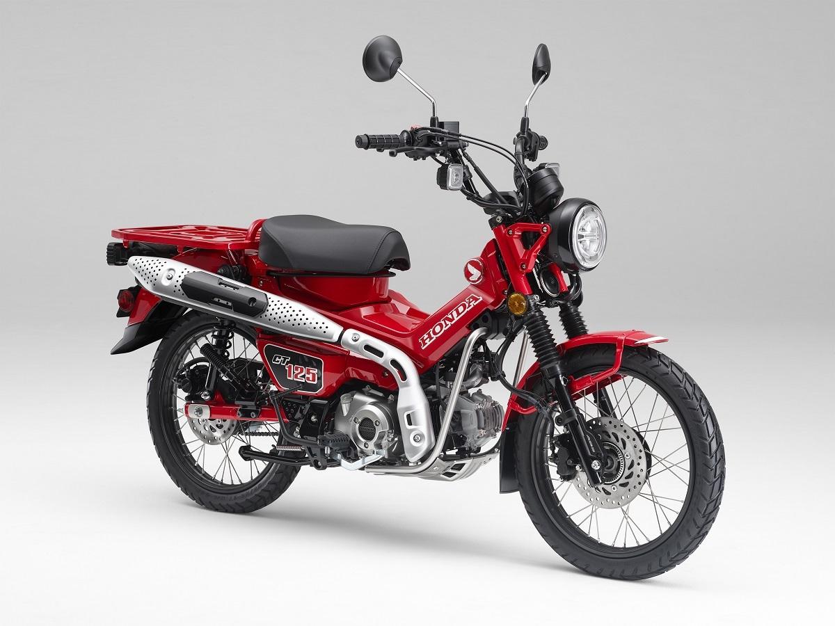 Honda(ホンダ) CT125ハンターカブ 最新情報まとめ!税込み44万円!6/26発売開始!