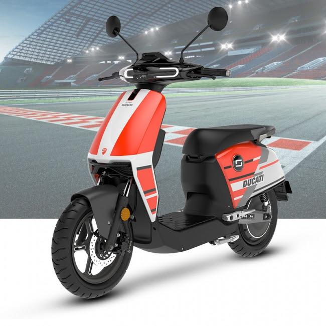 ドゥカティモデルの電動バイクも登場!日本初!【SUPER SOCO】EVモーターサイクルを電動バイクXEAM(ジーム)が取扱い開始!