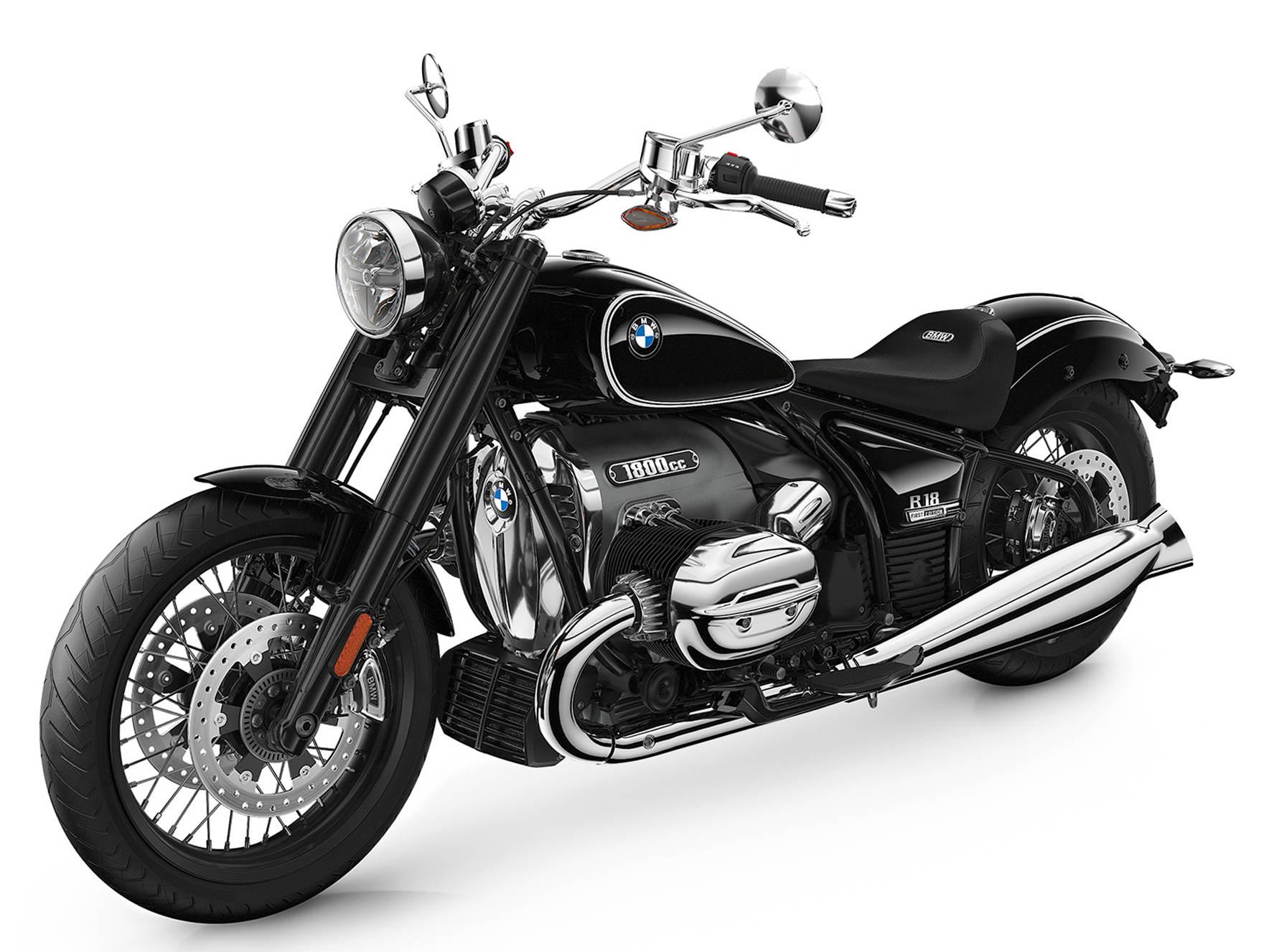 BMW 1800ccボクサーツインエンジン搭載クルーザー R18を正式発表