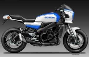 Suzuki(スズキ) GS1000Sのコンセプトモデルが素敵!