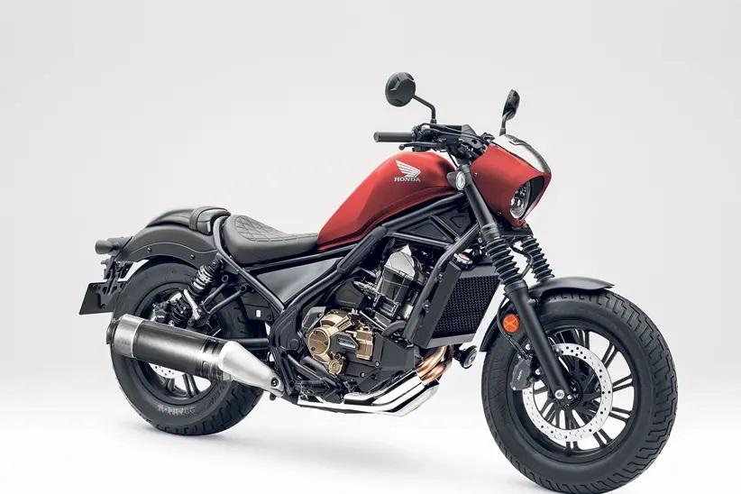 Honda(ホンダ) Rebel(レブル)1100が間もなく公開か⁉
