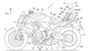 Honda(ホンダ) 新たな空力デバイス テールカウルの特許を申請!