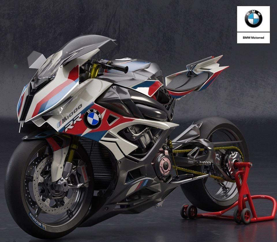 BMW S1000RRのハイパフォーマンスモデルM1000RRを開発か⁉