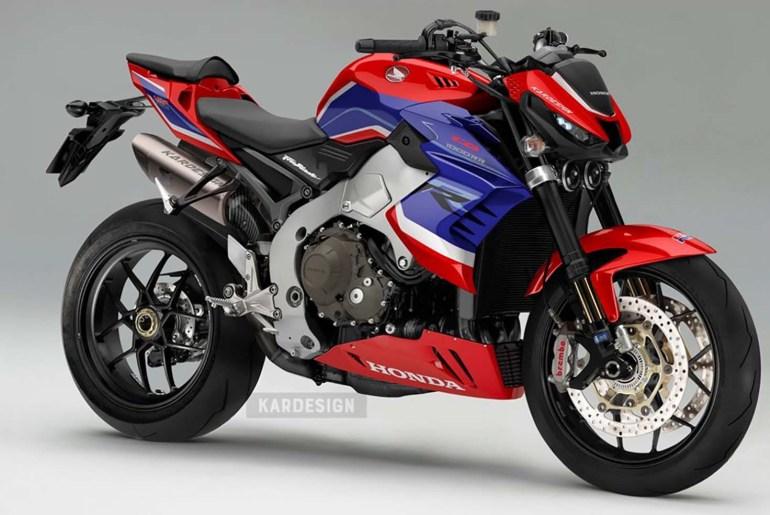 Honda(ホンダ) CBR1000RR-Rのストリートファイターデザイン予測が素敵!