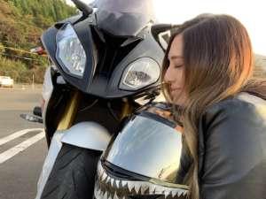 インスタバイク女子おみつ「福井の絶景ツーリング」