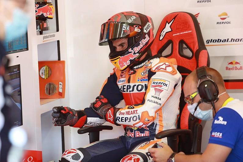 マルク・マルケス MOTO GPアンダルシアGPと次戦のチェコGPを欠場。クラッシュの衝撃は25.98G。