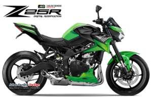 Kawasaki(カワサキ) Ninja ZX-25RのネイキッドモデルがZ25R?Z250RS?バリオスⅢ登場か⁉