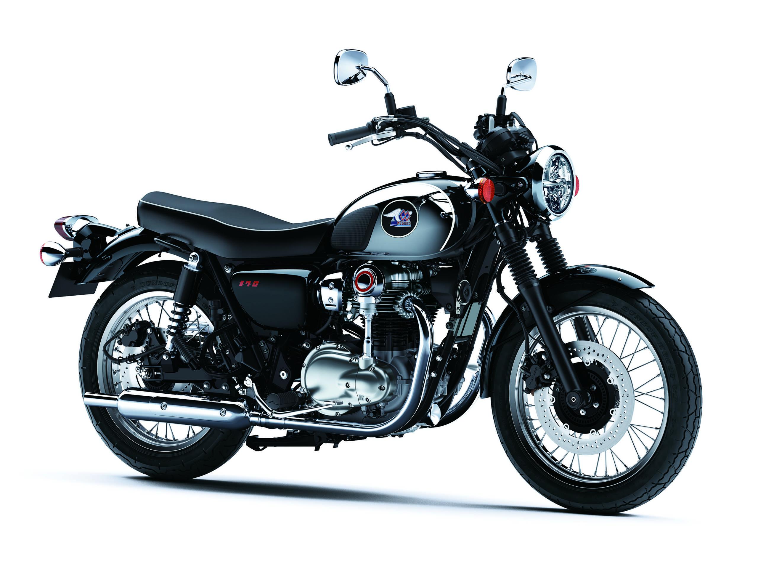 Kawasaki(カワサキ)次はメグロだ! MEGURO K3発売!