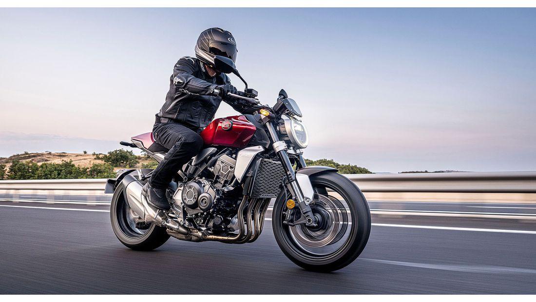 Honda(ホンダ) 新型CB1000Rを公開!ブラックエディションも登場