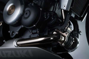 Suzuki(スズキ) 新たなパラツイン650エンジンにターボ搭載!