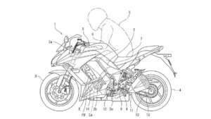 Kawasaki(カワサキ)が電動シフターを開発中!