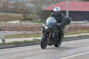 Kawasaki(カワサキ) Ninja(ニンジャ)H2 SXがレーダーを装備⁉