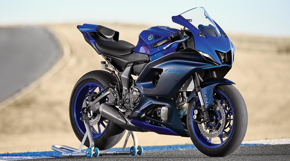 Yamaha(ヤマハ) MT-07ベースの新たなフルカウルパラツインスポーツYZF-R7を発売!