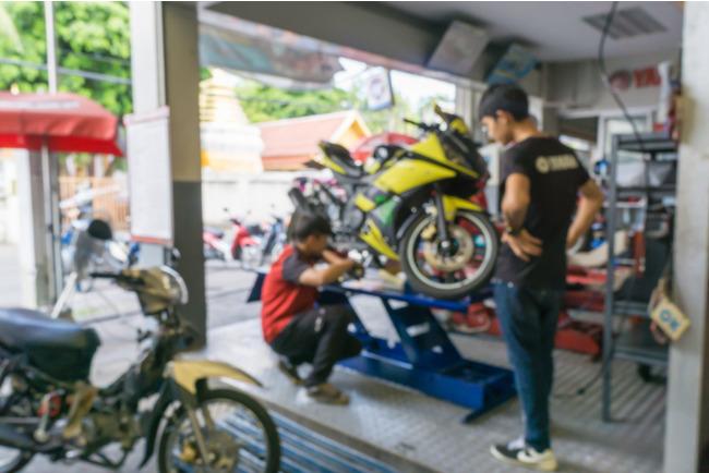 整備教室セビスクがバイクの整備講座を6月26日(土)に初開講!初回は基本のメンテナンス講座