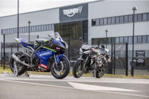 2021年スーパースポーツにおける新たなる挑戦者Dynavolt Triumph Street Triple 765 RS発表