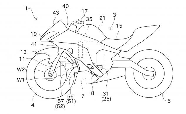 Kawasaki(カワサキ) ZX-4Rを400cc4気筒スポーツとして開発中⁉