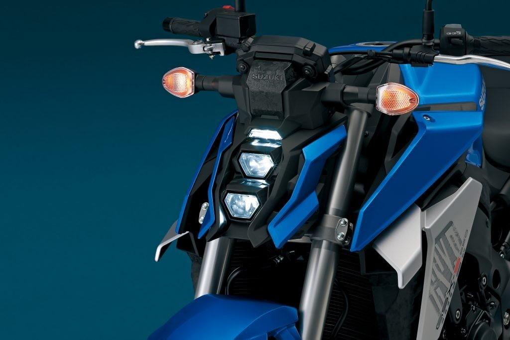 Suzuki(スズキ) GSX-S950 欧州で正式公開!