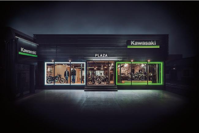カワサキプラザネットワーク、2021年10月『カワサキ プラザ』愛知県にオープン